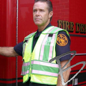 Image Dicke Safety Products Public Safety Vest Class 2, Mesh, 5 PT Tear Away