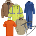 Image Fire Retardent Clothing