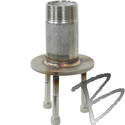 Image SECO Stainless Steel Pipe Thread Masonry Adapter