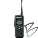 Image Motorola DTR550 Digital Two-Way Radio