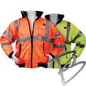 Image 3A Safety 3 Season Waterproof Thermal Jacket, Class 3