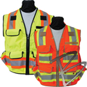 Image SECO Class 2 Safety Utility Vest w/ Outlast Collar