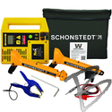 Image Schonstedt Multi-Purpose Combo Kit - Rex Lite & GA-92XTd