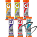 Image Gatorade Single Serve Powder Packets, 8ct