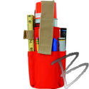 Image SECO Upgraded Spray Can Holder w/ Accessory Pockets