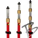 Image Sokkia Compression/Collet Lock Prism Poles