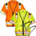 Image ML Kishigo Professional Surveyors Class 3 Vest