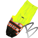 Image ML Kishigo Brilliant Series Class E Mesh Pants, Lime ONLY