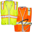 Image ML Kishigo Brilliant Series Heavy-Duty Class 2 Vest