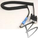 Image Topcon SR, ES, Sokkia CX Series DataCollector Cable, DB-9 to 6 Socket Hirose