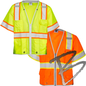 Image ML Kishigo Brilliant Series Heavy-Duty Class 3 Vest