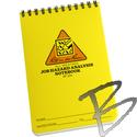 Image Rite in the Rain Job Hazard Analysis Polydura Notebook, 4in x 6in