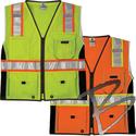 Image ML Kishigo Black Series Class 2 Vest
