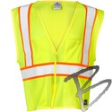 Image ML Kishigo Pro Series Flame Resistant Class 2 Mesh Vest