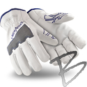 Image HexArmor SteelLeather™ III, Cut A6 Driver Glove