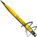 Image Rite in the Rain Mechanical Yellow Pencil, Black Lead