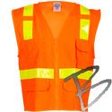 Image ML Kishigo Ultra-Cool Mesh Back, Hydrowick Front Vest
