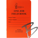 Image Bogside Publishing One Job Field Book