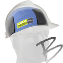 Image HexArmor ColdRush Hard Hat Insert with Garmatex