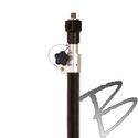 Image SECO Quick Release 8ft Robotics Pole, Carbon Fiber