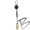 Image FCP Rogue 8' Self-Retracting Lifeline, 354-4 Carabiner 1