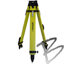 Image Dutch Hill Heavy Duty Fiberglass Hybrid Dual Clamp Tripod