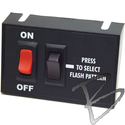 Image ECCO Switch, Universal, On/OFF, Flash Pattern Control