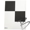 Image SECO Adhesive Target, 150x200mm, Black & White, 10pk