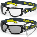 Image Hexarmor Safety Eyewear, MX200g - TruShield-S