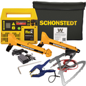 Image Schonstedt Rex Multi-Purpose Combo Kit - Pipe & Cable AND Magnetic Locating