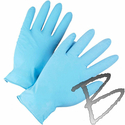 Image West Chester 4 Mil Industrial Grade Powder-Free Blue Nitrile Gloves