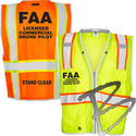 Image Kishigo FAA Licensed Drone Brilliant Series HD Class 2 Vest