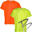 Image ML Kishigo Microfiber Short Sleeve T-Shirt