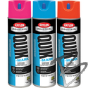 Image Krylon Industrial Quik-Mark Water-Based Upside Down Marking Paint, 17oz