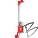 Image Krylon Quik-Mark Marking Paint Wheeler Wand, Long Handle