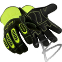 Image HexArmor The Hex1® 2125, Leather Palm, Light Impact