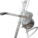 Image FCP 50' galvanized wire rope winch*