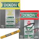Image Dixon Lumber Crayons, Dozen