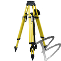 Image Dutch Hill T-REX Composite Tripod, Dual Clamp