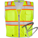 Image ML Kishigo Brisk Cooling Vest, Lime or Spare Cooling Shoulder Insert