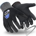 Image HexArmor Helix 1090 Glove, Nylon/Elastane knit, XG Nitrile Grip