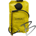 Image Indian Fire Pump FSV500PG Collapsible Vinyl, 5 Gallon w/ Pistol Grip Fedco Pump