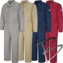 Image Bulwark FR ComforTouch® Deluxe Coverall - EXCEL FR®, 7oz