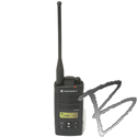 Image Motorola RDX Series UHF Radio, 4 Watts, 16 Channels, Digital Display