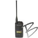 Image Motorola RDX Series UHF Radio, 4 Watts, 16 Channels, Digital Display