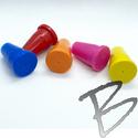 Image Rebar Caps 5/8-inch Rebar and 1-inch Pipe