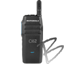 Image Motorola TLK100 WAVE Two-Way Radio, 4G LTE Portable Radio, 8 Channels
