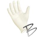 Image Polymed Latex Powder-Free Examination Gloves