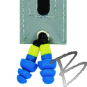 Image ReadyMax Permaplug Replacement Ear Plugs