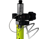 Image SECO 2.5-Meter GPS Model Aluminum Survey Pole with locking pin